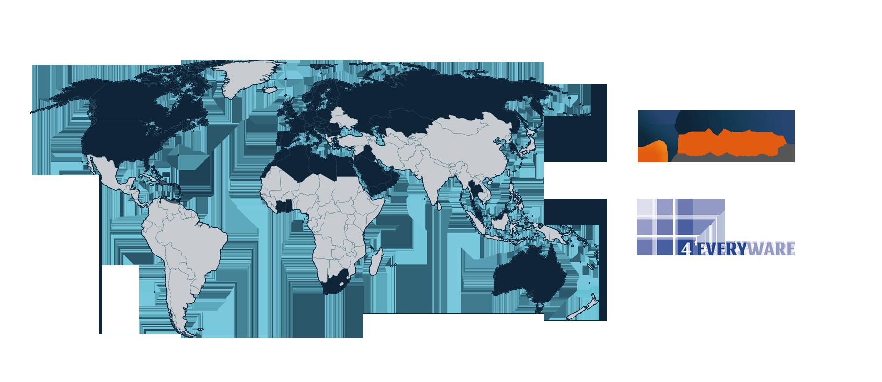 Carte réseau international