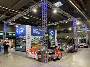 StockOver at EUROTRADE fair in Eindhoven